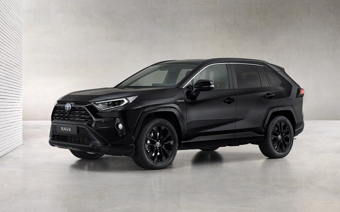Nuovo Rav 4 Hybrid Black Edition